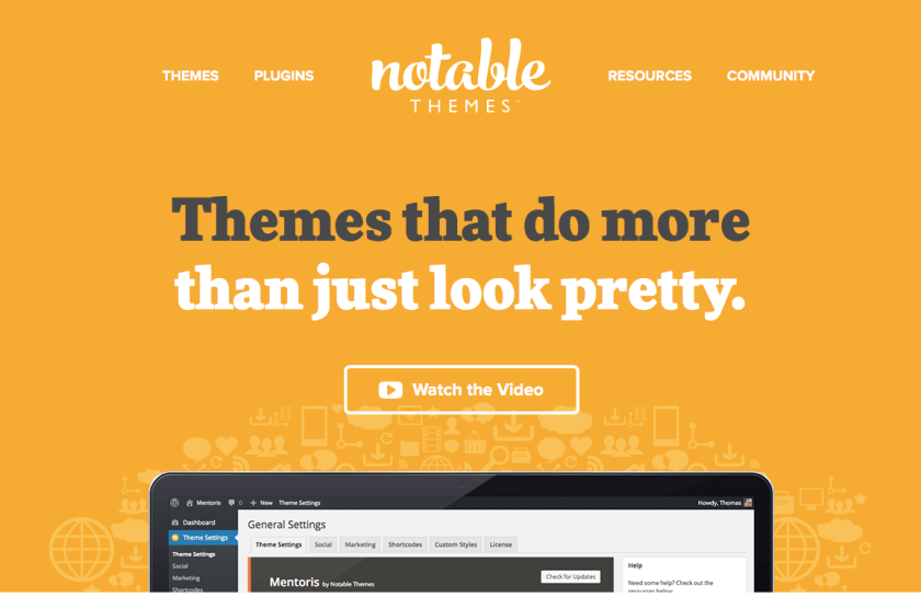 Digital product ideas you can sell: website themes