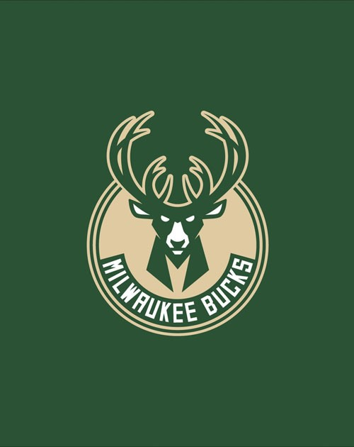 Milwaukee Bucks logo - 3 jack Almanac