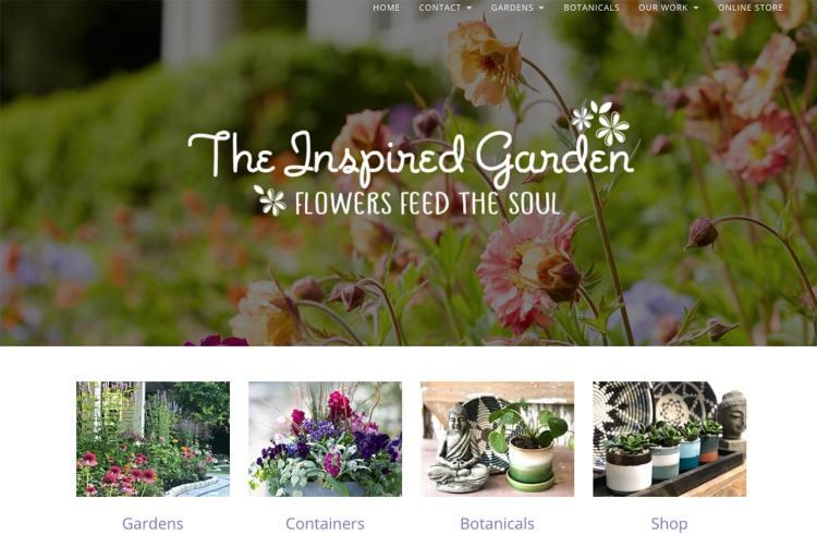 The Inspired Garden screenshot