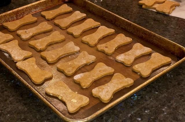 Pumpkin Peanut Butter Treats