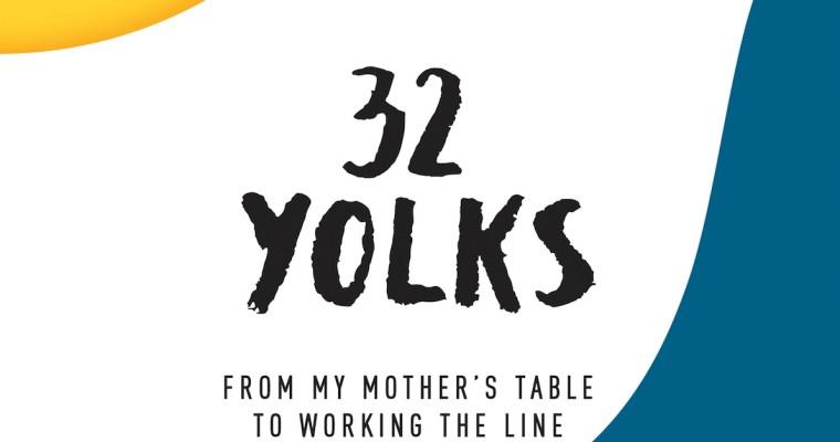32 Yolks:  Eric Ripert, Biography of a Silver Fox