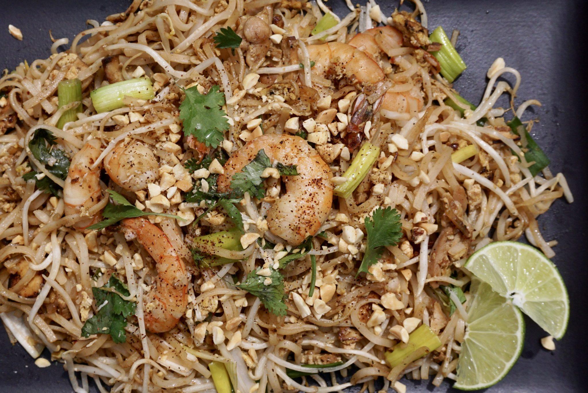 Thai-rrific Noodles