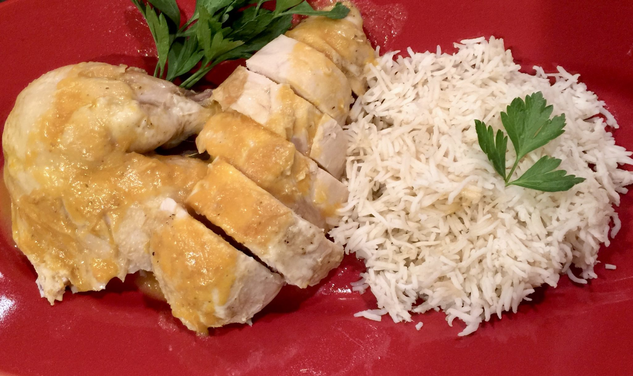 NOM-NOM-licious Chicken and Gravy