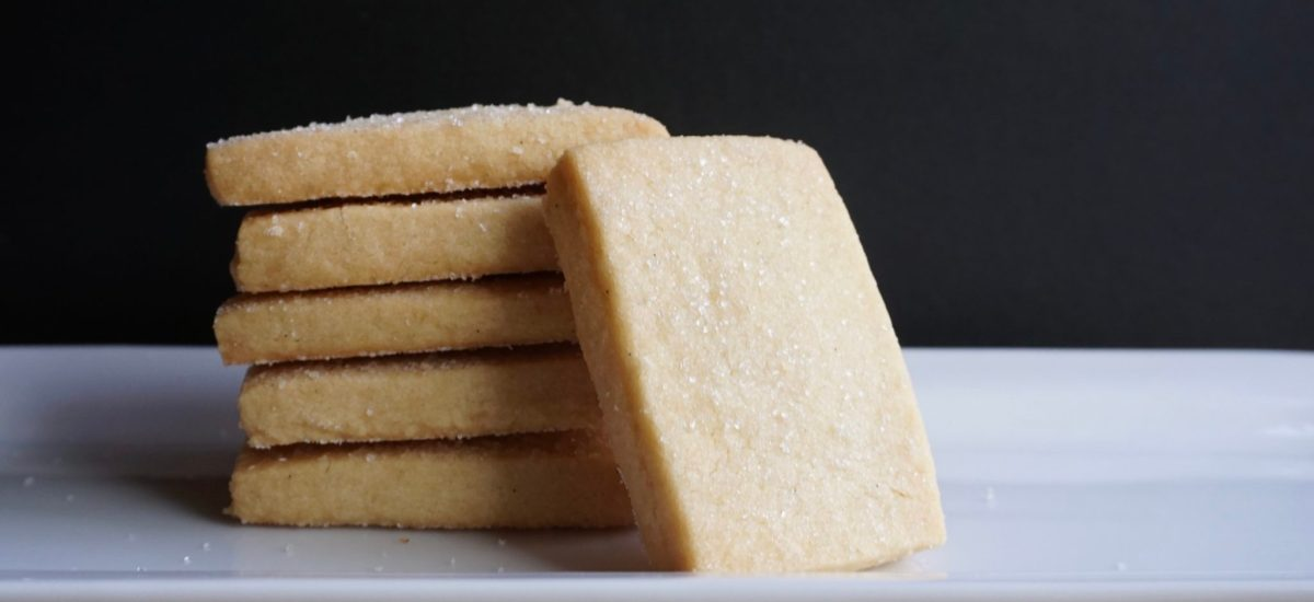 Bouchon's Shortbread  Cookie