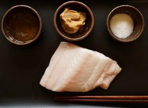 Sablefish Nobu Style