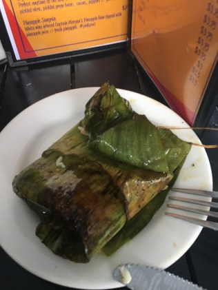 Banana Leaf Fish