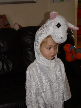 Jasmine the Sheep