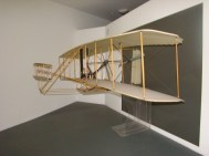 Replica of the Wright Brothers Plane