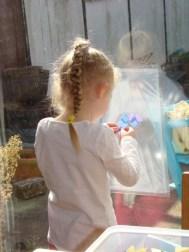 Jasmine's Sticky Window