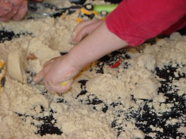 Discovering buried treasure