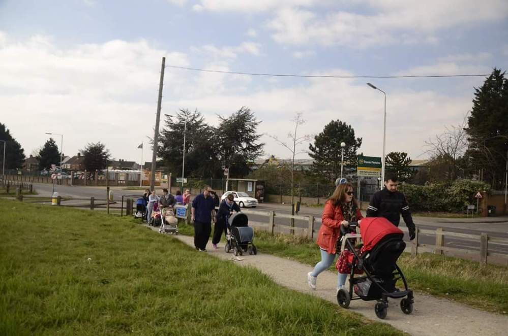 The 1st Buggy Walk (2/6)