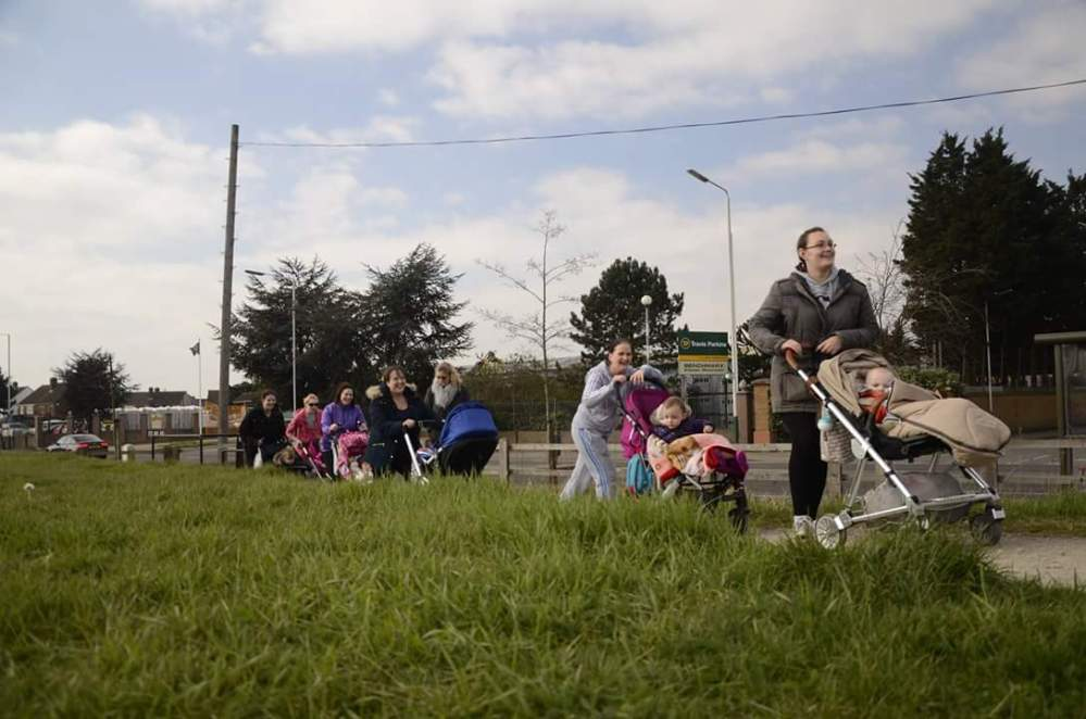 The 1st Buggy Walk (3/6)