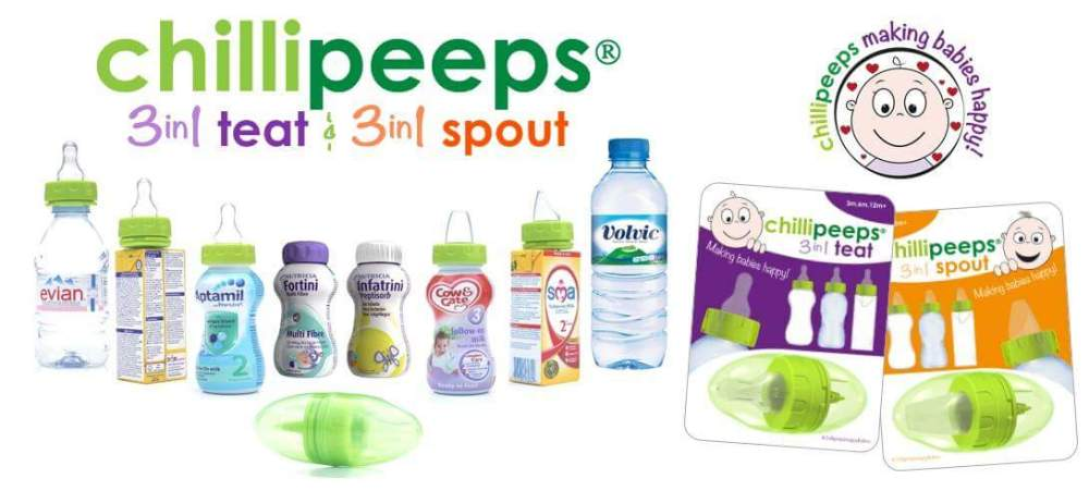 UPDATED ..Chillipeeps 3in1 teat review (1/6)