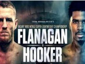 Flanagan vs Hooker