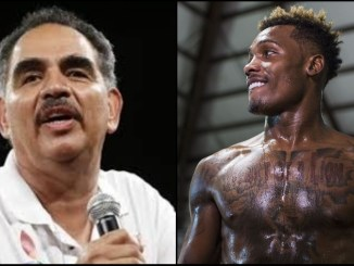 Abel Sanchez and Jermall Charlo
