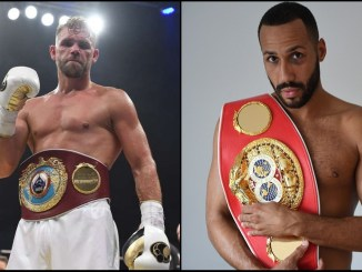 Warren - Saunders vs DeGale