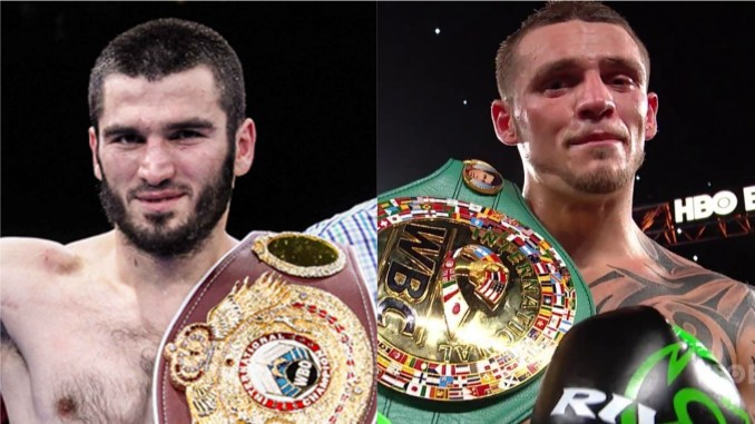 Beterbiev Will Defend IBF Title Against Smith Jr