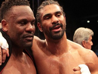 Chisora Inks Deal With Hayemaker Promotions