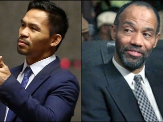 Pacquiao Signs With Al Haymon