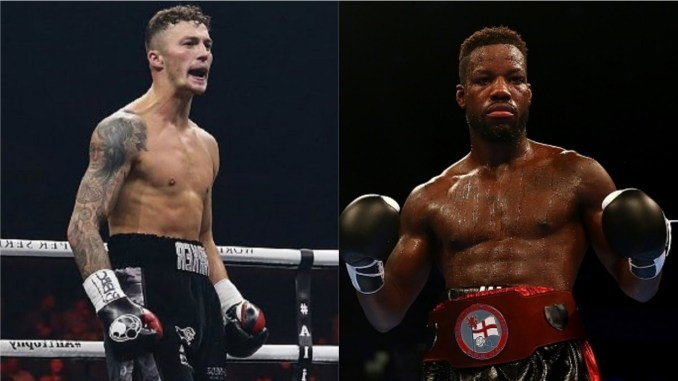 Zach Parker vs Darryll Williams