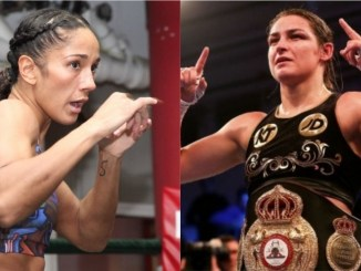 Amanda Serrano and Katie Taylor could meet in 2019!