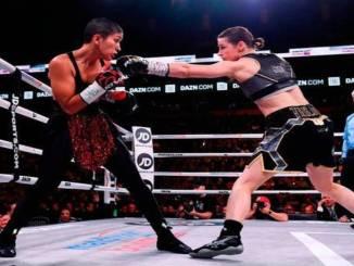 Katie Taylor vs Cindy Serrano