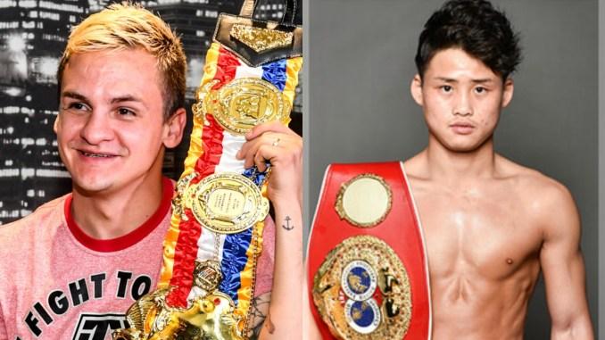 Hekkie Budler vs Hiroto Kyoguchi