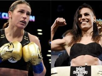 Katie Taylor vs Eva Wahlstrom