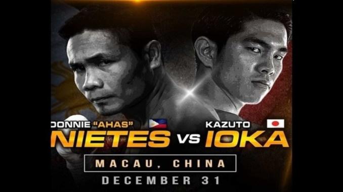 Donnie Nietes vs Kazuto Ioka