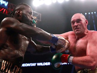 Deontay Wilder vs Tyson Fury I