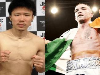 TJ Doheny vs Ryohei Takahashi