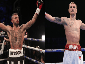 Lewis Ritson vs Andy Townend