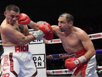 Humberto Soto Lands on Brandon Rios