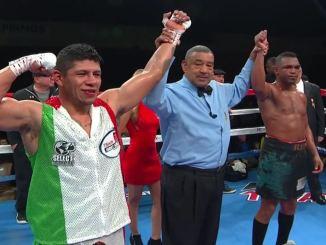 Tureano Johnson vs Fernando Castaneda end in a draw