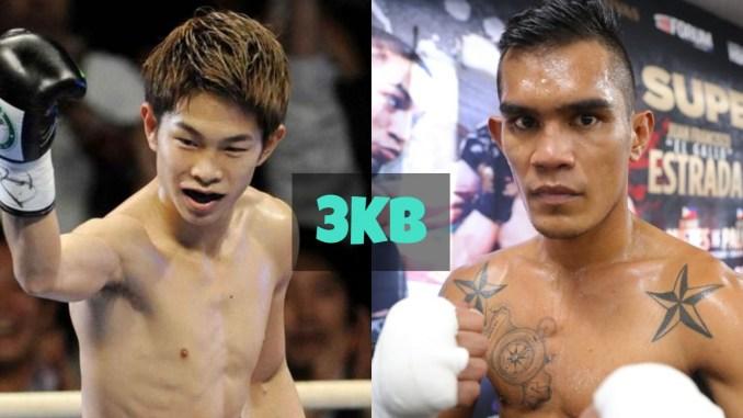Kazuto Ioka vs Aston Palicte