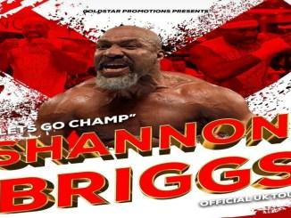 Shannon Briggs UK Tour