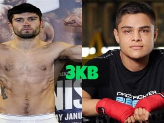 John Ryder vs Bilal Akkawy