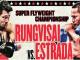 Srisaket Sor Rungvisai vs Juan Francisco Estrada Banner