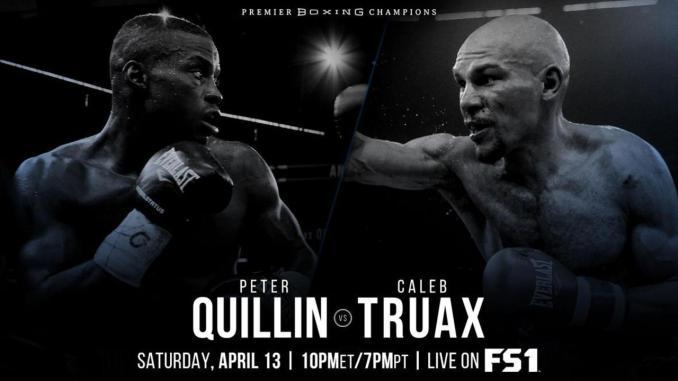Peter Quillin vs Caleb Truax