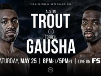 PBC Presents Austin Trout vs Terrell Gausha