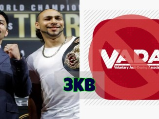 Keith Thurman vs Manny Pacquiao_ VADA Testing Ruled Out!