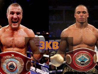 Sergey Kovalev and Anthony Yarde