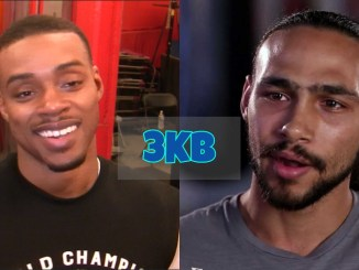 Errol Spence and Keith Thurman