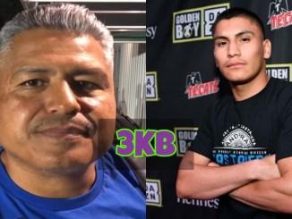 Robert Garcia and Vergil Ortiz