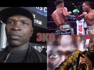 Kenny Porter, Errol Spence vs Shawn Porter and Terence Crawford