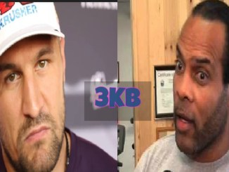 Sergey Kovalev and John David Jackson