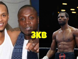 Tunde Ajayi and Anthony Yarde Marcus Browne