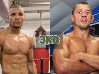 Chris Eubank Jr and Matt Korobov