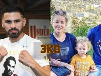 Jose Ramirez, Maxim Dadashev and family