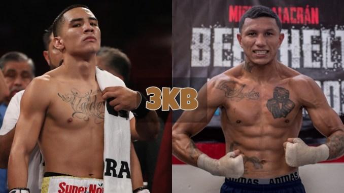 Oscar Valdez and Miguel Berchelt